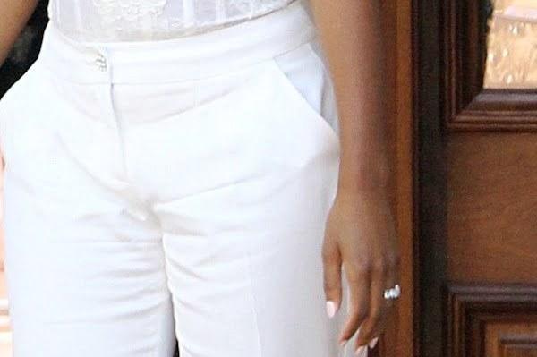 Savannah Brinson wedding ring