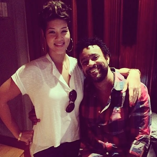 Tessanne Chin and Shaggy