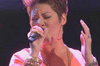 "Tessanne Chin Performing ""Try"" On The Voice Audition [VIDEO]"