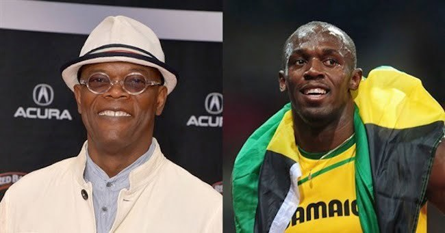 Samuel L. Jackson Want To Cast Usain Bolt In New Movie