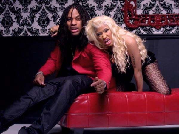 Waka Flocka and Nicki Minaj