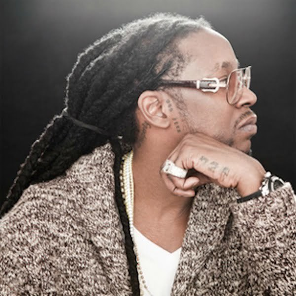2 Chainz dreadlocks