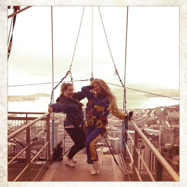 Beyonce sky Tower
