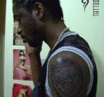 Bounty Killer Alliance tattoo