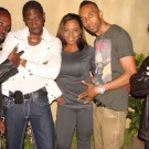 Bounty Killer Mavado Cham Chase Cross