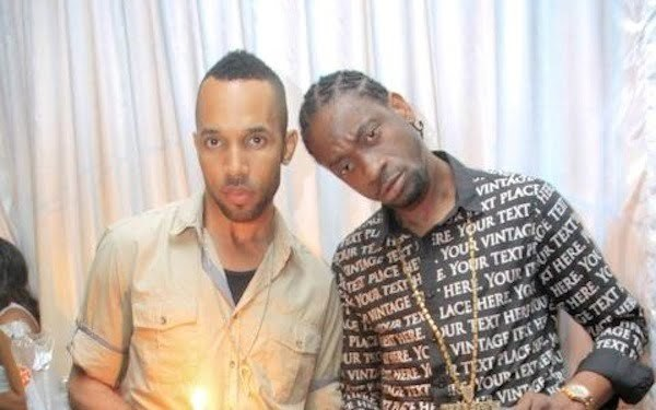 Bounty Killer and Baby Cham
