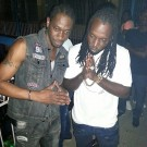 Bounty Killer and Mavado