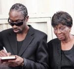 Bounty Killer and mother Ms Ivy