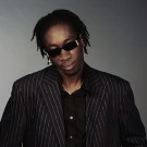 Bounty Killer black suit