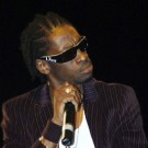 Bounty Killer cross angry miserable