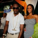 Bounty Killer girlfriend