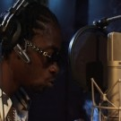 Bounty Killer in studio