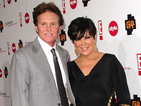 Bruce And Kris Jenner Seperated, Heading For A Divorce