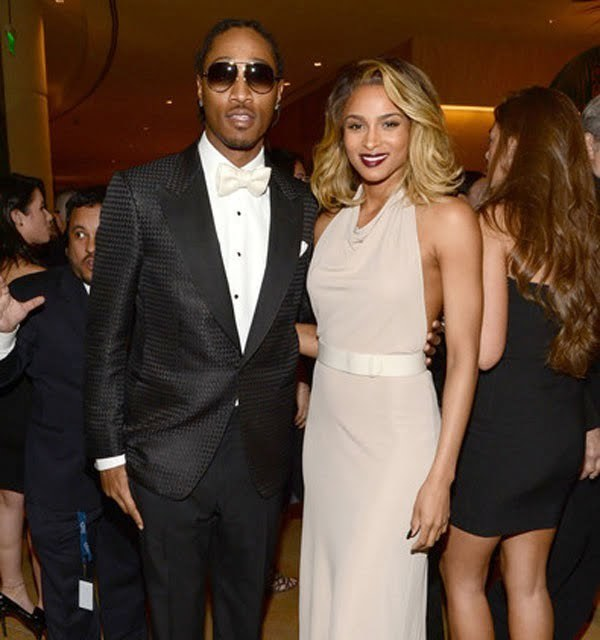 Ciara Future engaged