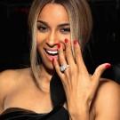 Ciara engagement ring