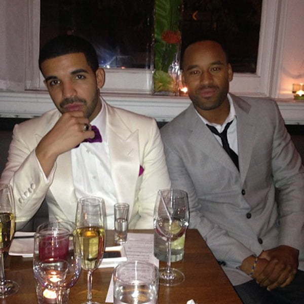 Drake birthday bash 5