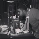 Drake birthday cake 1