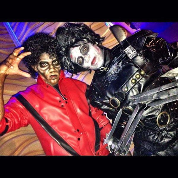 Fabolous Michael Jackson Thriller Halloween