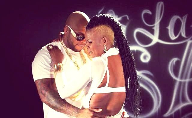Flo Rida and Lady Saw