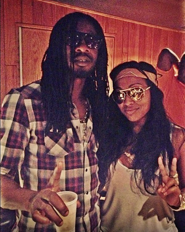 Gyptian and Melanie Fiona