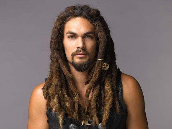 Jason Momoa dreadlocks