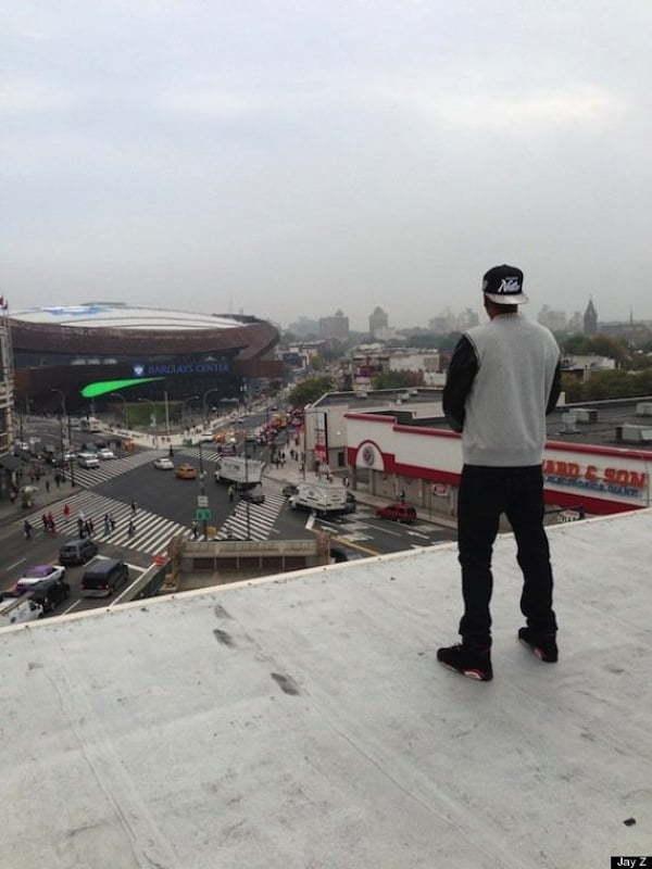 Jay-Z Barclay Center