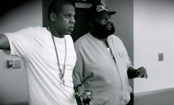 Jay-Z and Rick Ross