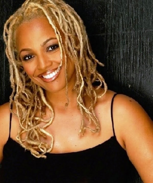 Kim Fields dreads