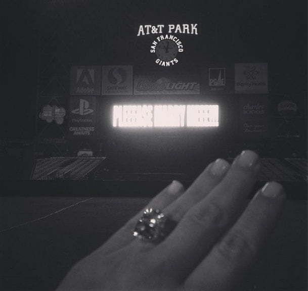 Kim Kardashian wedding ring