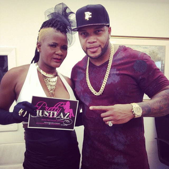 Lady Saw and Flo Rida