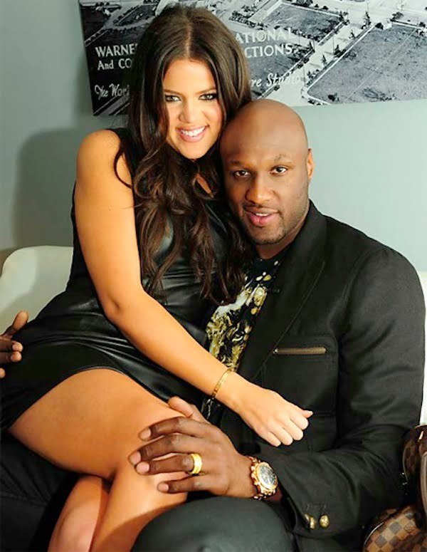 Lamar and Khloe divorce