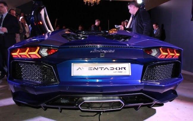 Lamborghini Aventador Roadster 2014 pic