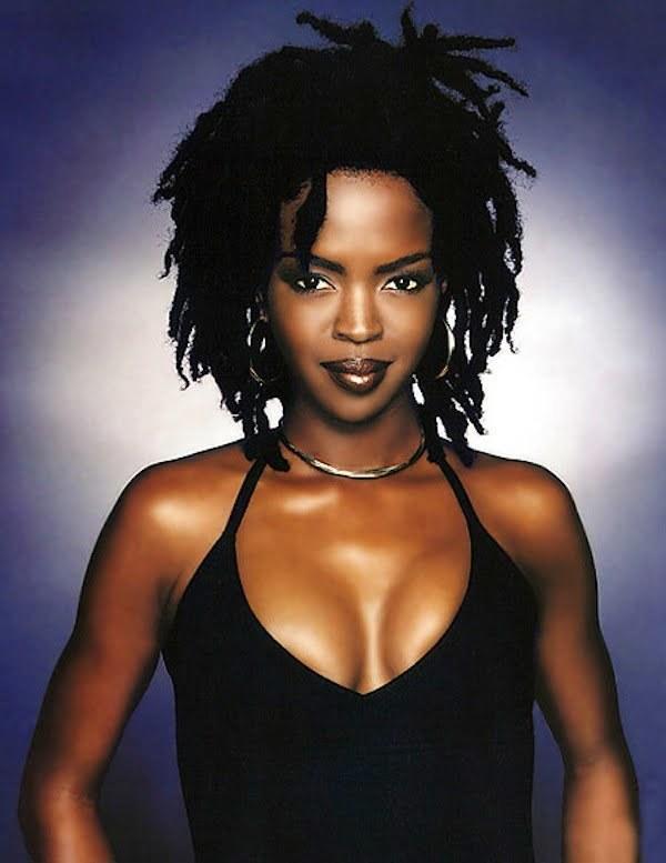 Lauryn Hill dreadlocks
