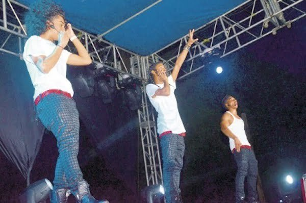 Mindless Behavior Jamaica