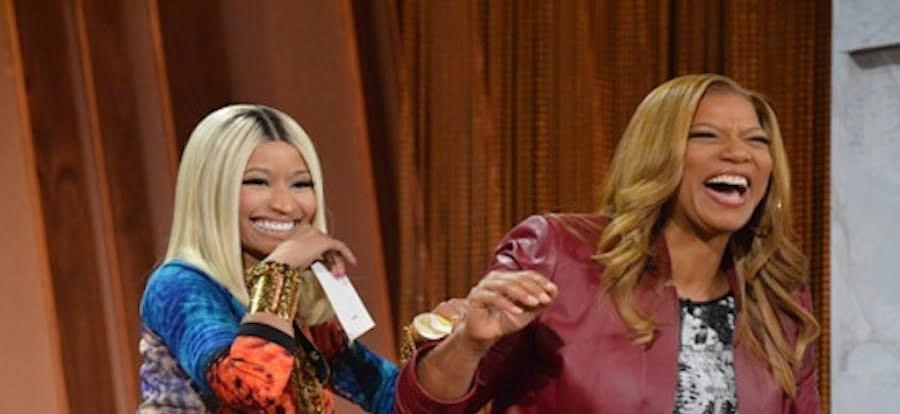 Nicki Minaj Praised Queen Latifah, Talks About Her Empire [VIDEO]