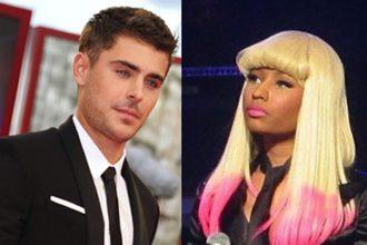 Nicki Minaj Alleged One Night Stand With Zac Efron