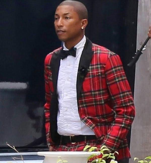 Pharrell Williams wedding