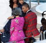 Pharrell and Helen Lasichanh wedding