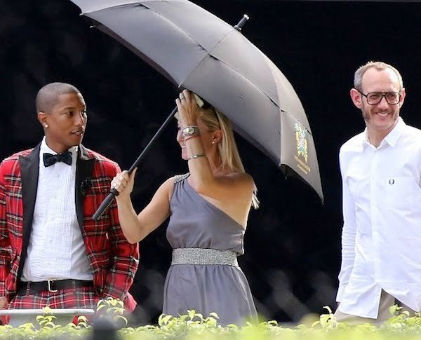 Pharrell wedding