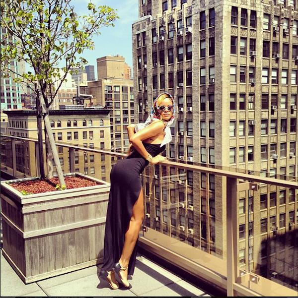 Rihanna instagram 12