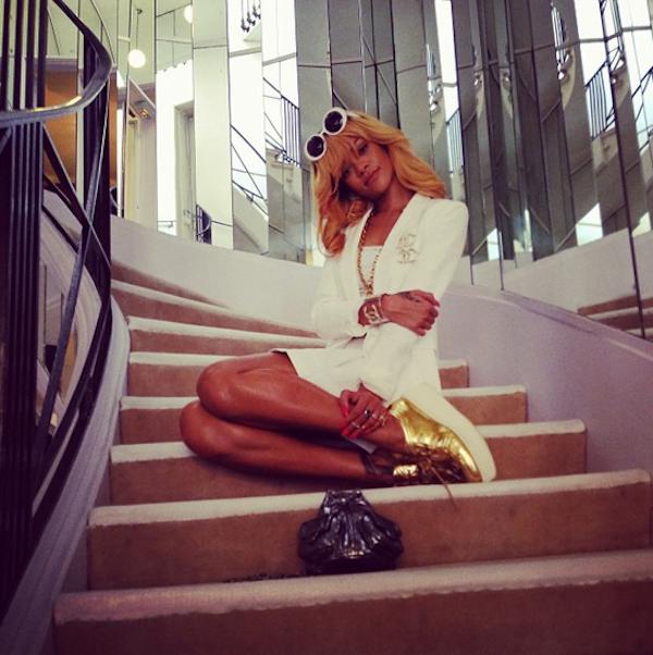 Rihanna instagram 15