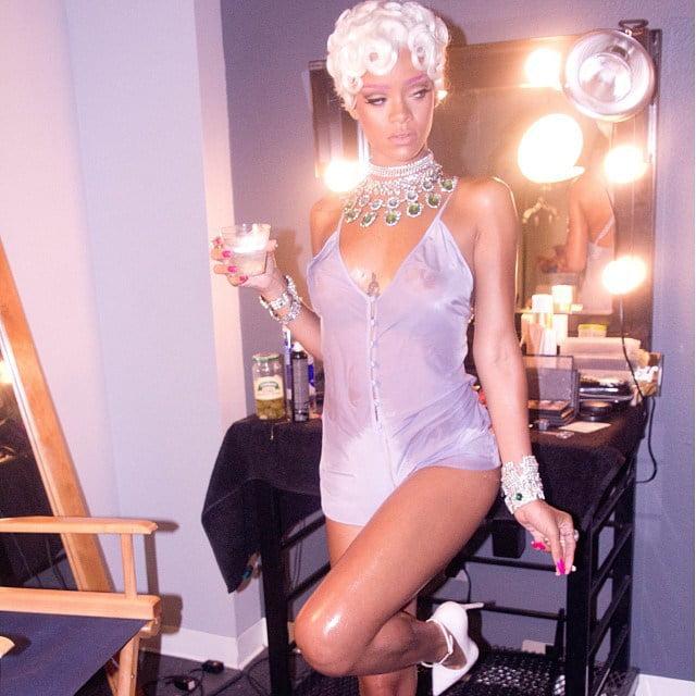 Rihanna instagram 6