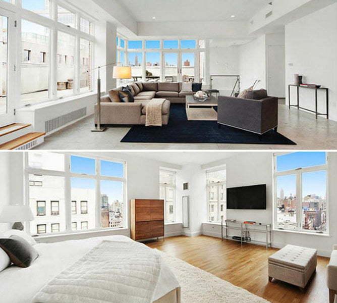 Rihanna penthouse