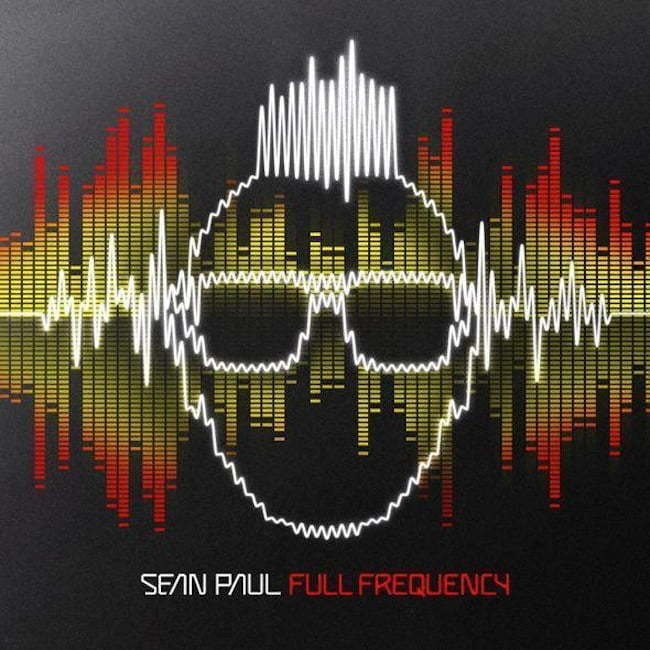 Sean Paul Full Frequency artwork cover