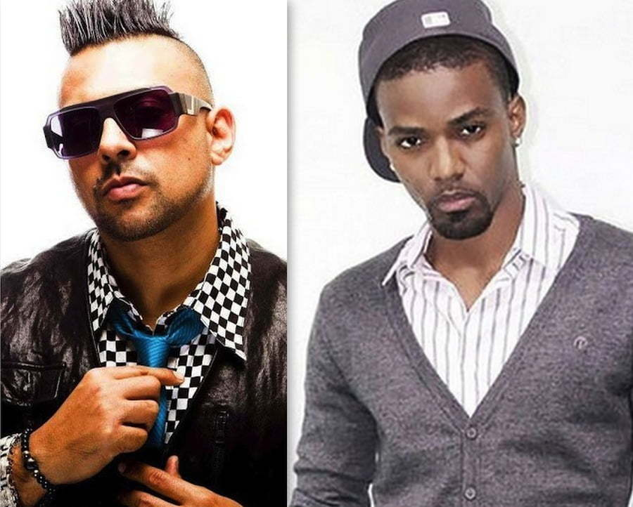 Sean Paul and Konshens