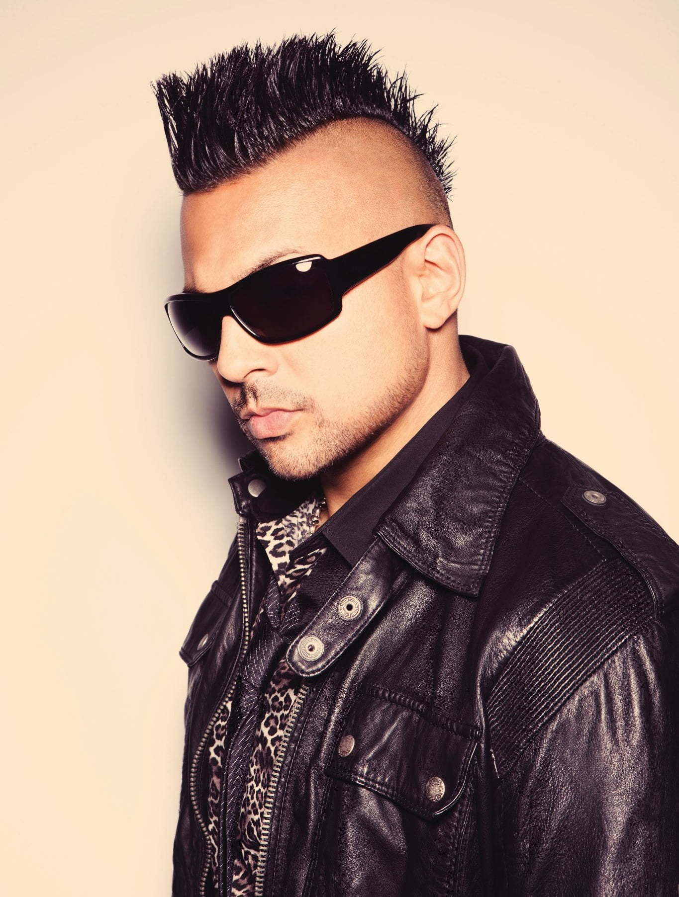Sean Paul mohawk