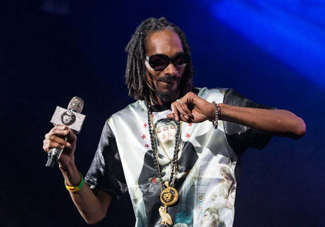 "Snoopzilla Debut On ""Jimmy Kimmel Live"" WIth Dam-Funk"