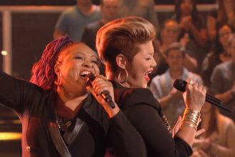 Tessanne Chin Goes Up Against Donna Allen On The Voice Battle Round [VIDEO]