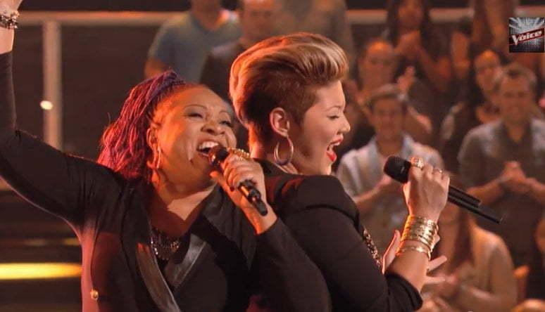 Tessanne Chin Goes Up Against Donna Allen On The Voice Battle Round [VIDEO]