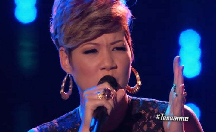 Tessanne Chin Defeat Ashley DuBose In The Voice Knockout Round [VIDEO]